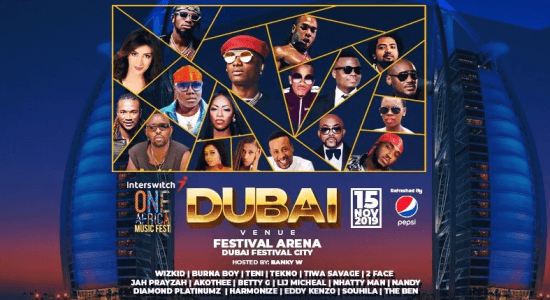 One Africa Music Fest 2019 - comingsoon.ae