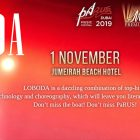 PaRus Music Fest 2019 – Svetlana Loboda at Jumeirah Beach Hotel, Dubai in Dubai