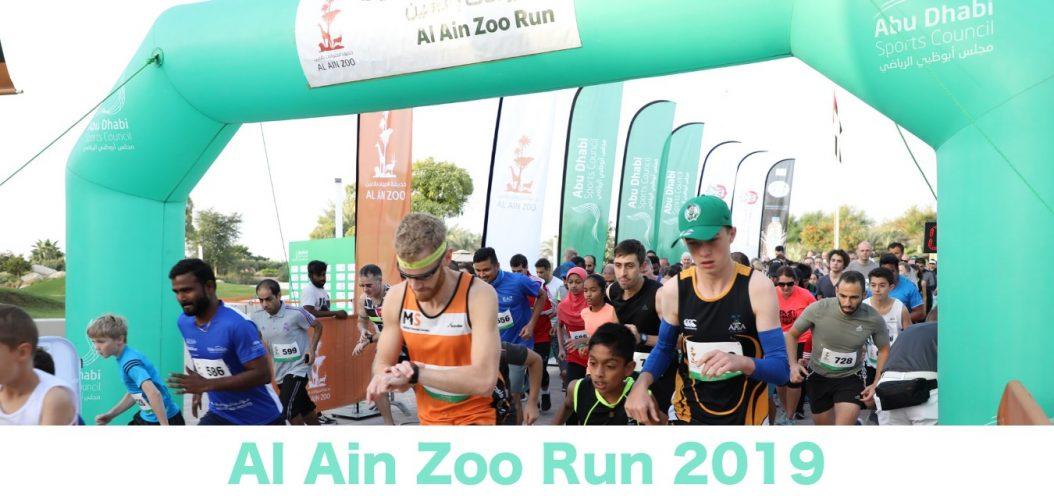 Al Ain Zoo Run 2019 - Coming Soon in UAE, comingsoon.ae