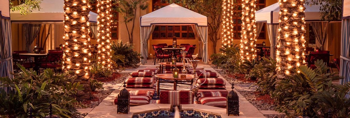 Top 10 shisha places in Dubai