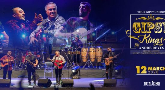 Gipsy Kings by Andre Reyes at Dubai Opera - comingsoon.ae