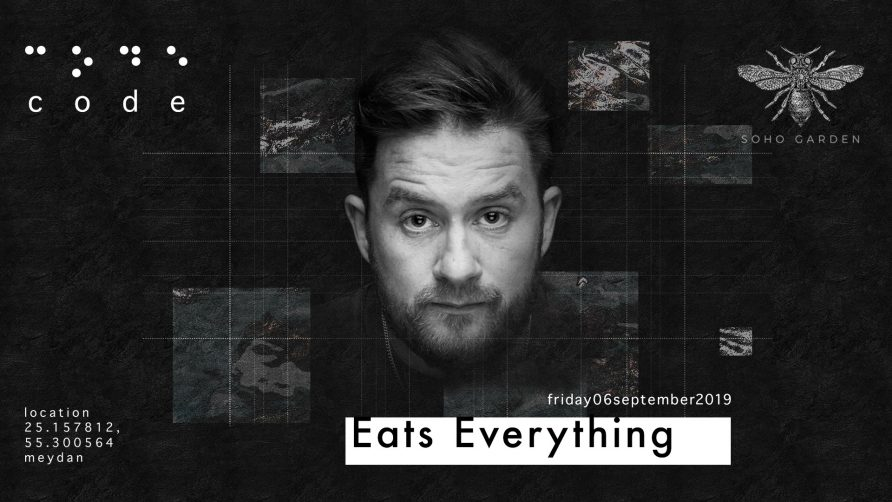Code DXB – Eats Everything - Coming Soon in UAE, comingsoon.ae