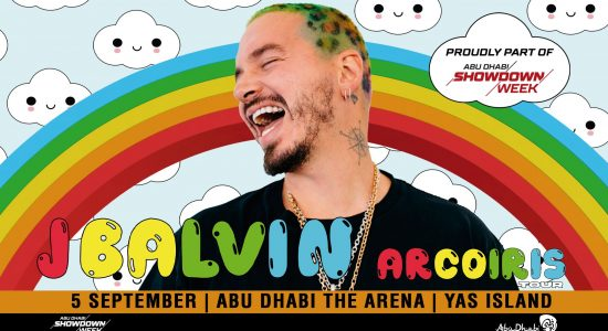 J Balvin at The Arena - comingsoon.ae