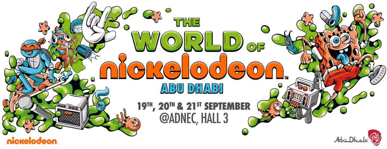 Abu Dhabi Family Week 2019: The World of Nickelodeon - Coming Soon in UAE, comingsoon.ae