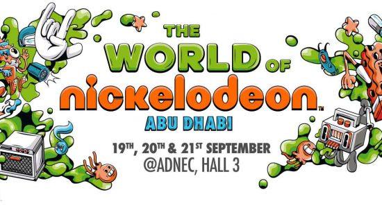 Abu Dhabi Family Week 2019: The World of Nickelodeon - comingsoon.ae