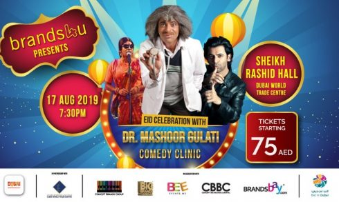 Dr. Mashoor Gulati Comedy Clinic - Coming Soon in UAE, comingsoon.ae