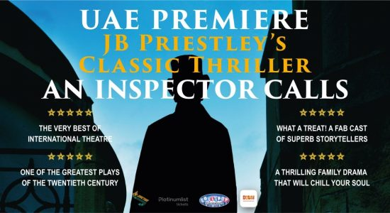 An Inspector Calls play at The Junction - comingsoon.ae