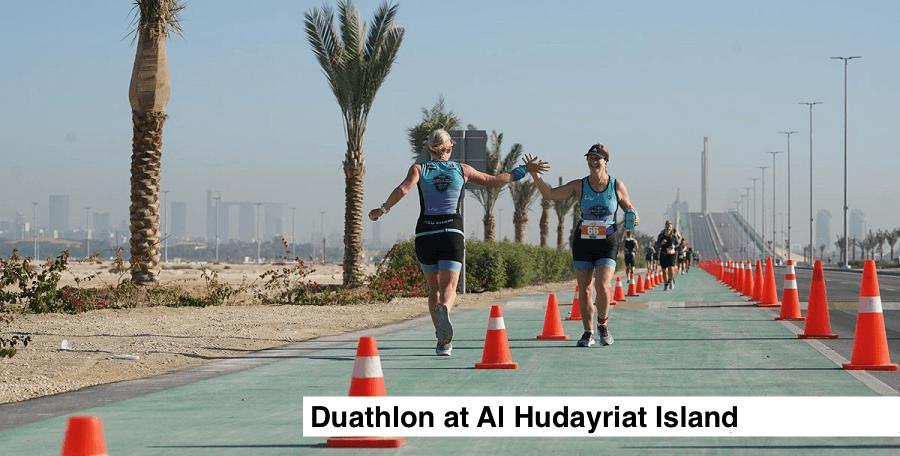 Duathlon at Al Hudayriat Island - Coming Soon in UAE, comingsoon.ae