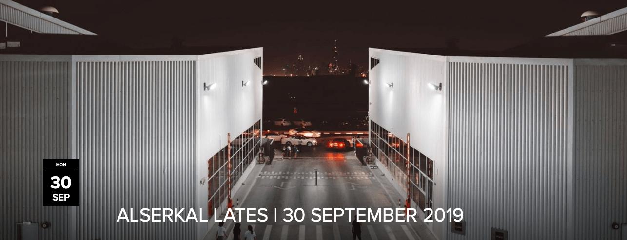Alserkal Lates - Coming Soon in UAE, comingsoon.ae