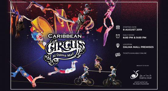 Caribbean Circus at Dalma Mall - comingsoon.ae