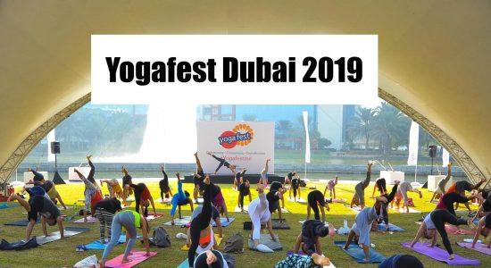 Yogafest Dubai 2019 - comingsoon.ae