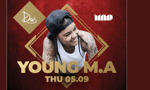 Drai's Nightclub with Young M.A at MAD - Coming Soon in UAE, comingsoon.ae