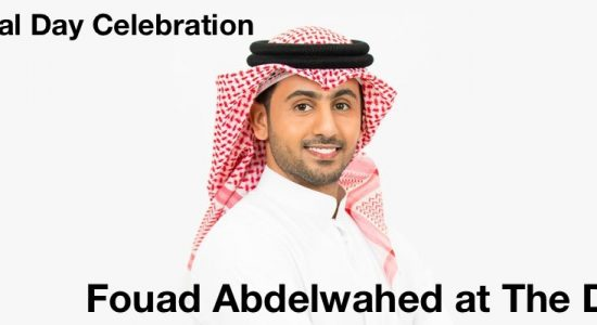 Fouad Abdelwahed at The Dubai Mall - comingsoon.ae