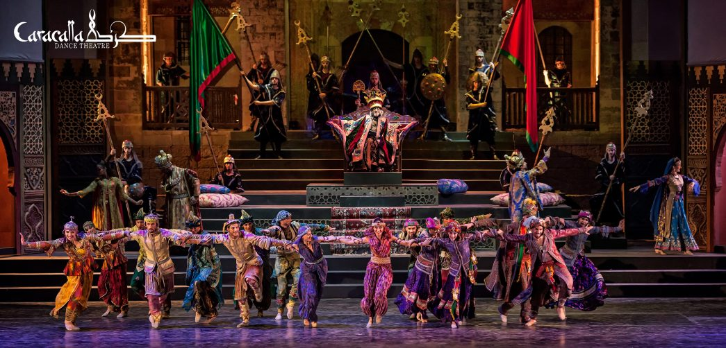 Caracalla Dance Theatre – A Thousand and One Nights - Coming Soon in UAE, comingsoon.ae