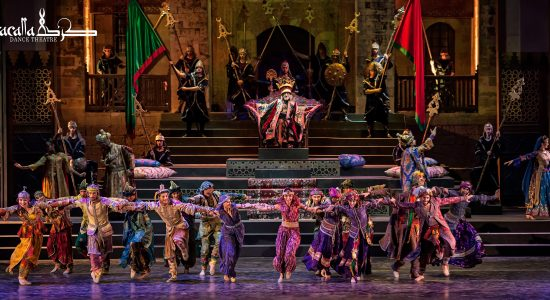 Caracalla Dance Theatre – A Thousand and One Nights - comingsoon.ae