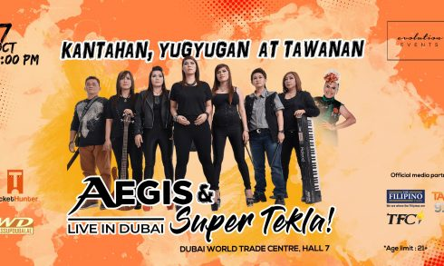 Aegis and Tekla Live Concert - Coming Soon in UAE, comingsoon.ae