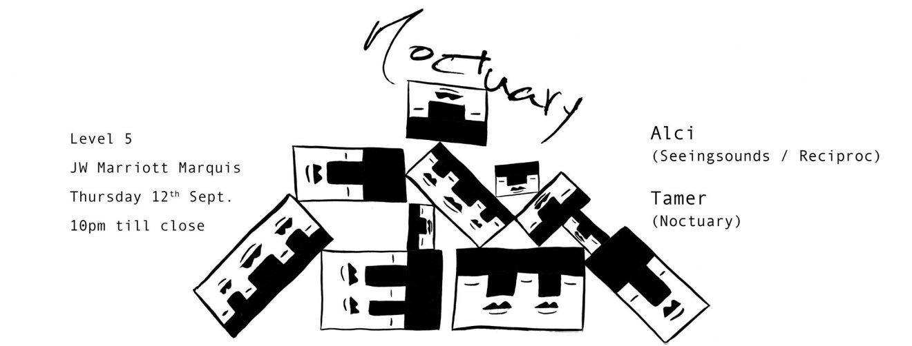 Noctuary Vol. IX – Alci, Tamer - Coming Soon in UAE, comingsoon.ae