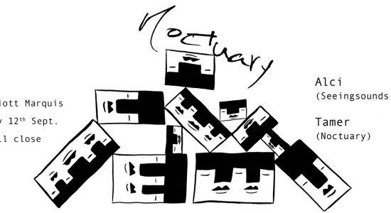 Noctuary Vol. IX – Alci, Tamer - comingsoon.ae
