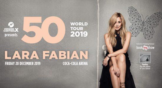 Lara Fabian at Coca-Cola Arena - comingsoon.ae