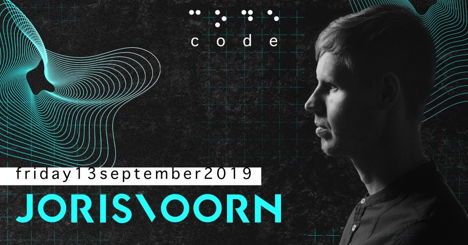 Code DXB – Joris Voorn - Coming Soon in UAE, comingsoon.ae