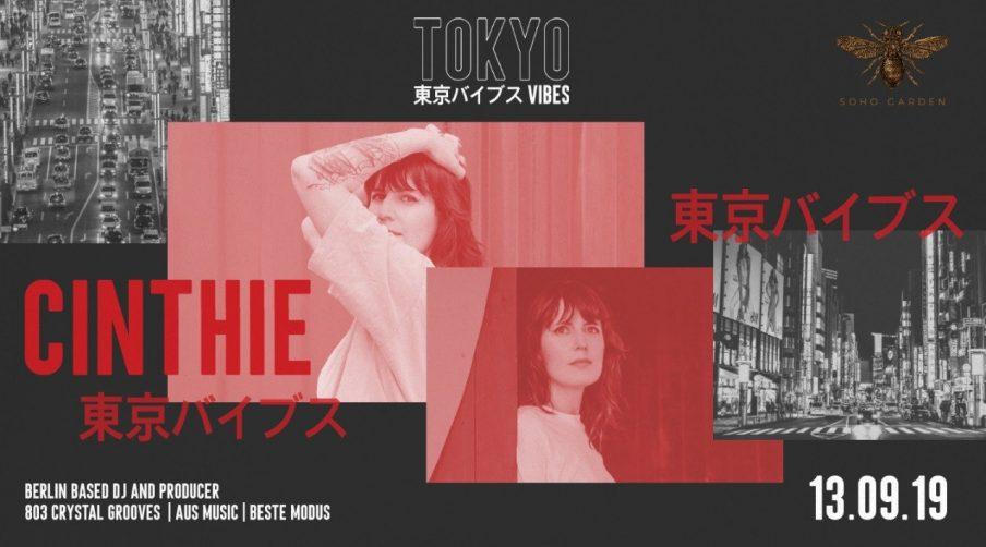 Tokyo Vibes – Cinthie - Coming Soon in UAE, comingsoon.ae