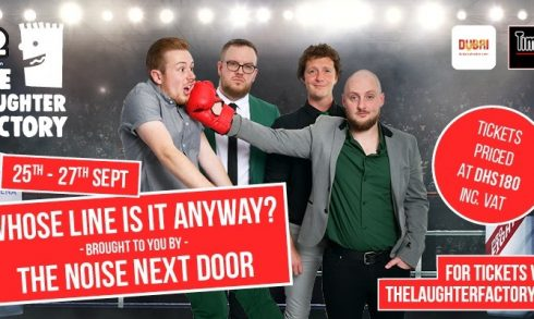 Whose Line Is It Anyway? at the Park Rotana - Coming Soon in UAE, comingsoon.ae