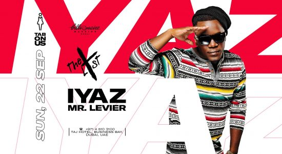The List – Iyaz - comingsoon.ae