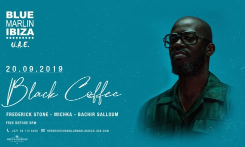 Black Coffee at Blue Marlin Ibiza UAE - Coming Soon in UAE, comingsoon.ae