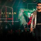 A.R. Rahman at Coca-Cola Arena by Done Events