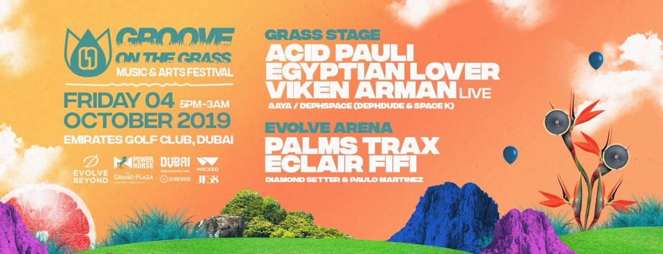 Groove On The Grass – Season 8 Opening - Coming Soon in UAE, comingsoon.ae