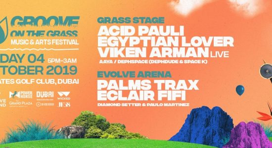 Groove On The Grass – Season 8 Opening - comingsoon.ae