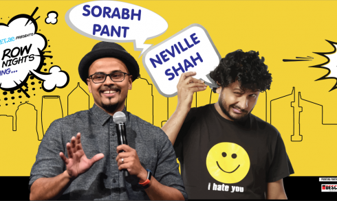 Front Row Laughter Nights with Neville Shah and Sorabh Pant - Coming Soon in UAE, comingsoon.ae
