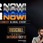 Nemr – The Future is NOW! Comedy Show at Jumeirah Zabeel Saray, Dubai in Dubai