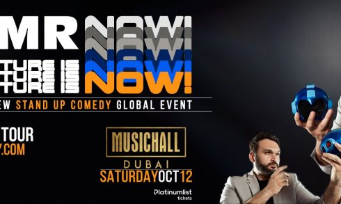 Nemr – The Future is NOW! Comedy Show - Coming Soon in UAE, comingsoon.ae