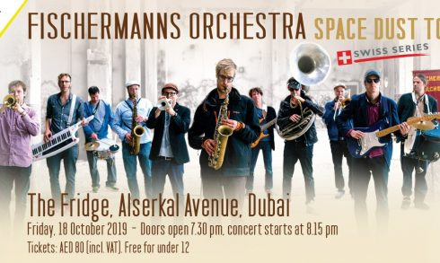 Fischermanns Orchestra at The Fridge, Dubai - Coming Soon in UAE, comingsoon.ae