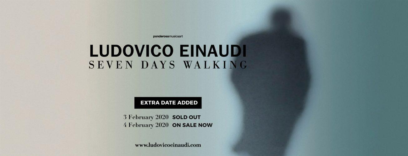Ludovico Einaudi Seven Days Walking at Dubai Opera - Coming Soon in UAE