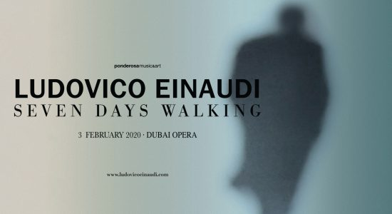 Ludovico Einaudi Seven Days Walking at Dubai Opera - comingsoon.ae