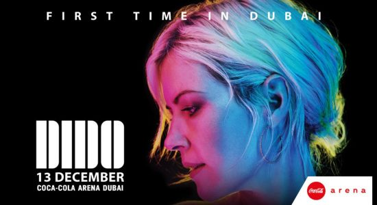Dido Live Concert 2019 - comingsoon.ae