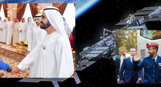 The first astronaut from the UAE sent to space - comingsoon.ae
