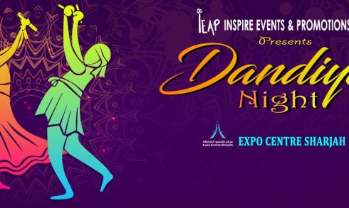 Dandiya Nights Sharjah 2019 - Coming Soon in UAE, comingsoon.ae