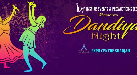 Dandiya Nights Sharjah 2019 - comingsoon.ae