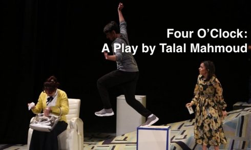 Four O'Clock: A Play by Talal Mahmoud - Coming Soon in UAE, comingsoon.ae