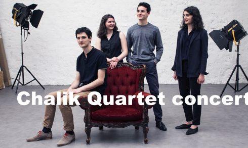 Chalik Quartet concert - Coming Soon in UAE, comingsoon.ae
