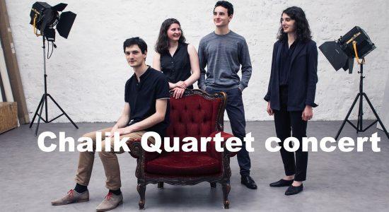 Chalik Quartet concert - comingsoon.ae