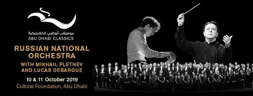Abu Dhabi Classics – Russian National Orchestra - Coming Soon in UAE, comingsoon.ae