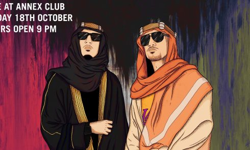Sons of Yusuf Live at Annex The Abu Dhabi Edition - Coming Soon in UAE, comingsoon.ae