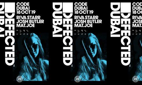 Code DXB – Defected - Coming Soon in UAE, comingsoon.ae