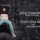 Louis Tomlinson at Coca-Cola Arena at Done Events