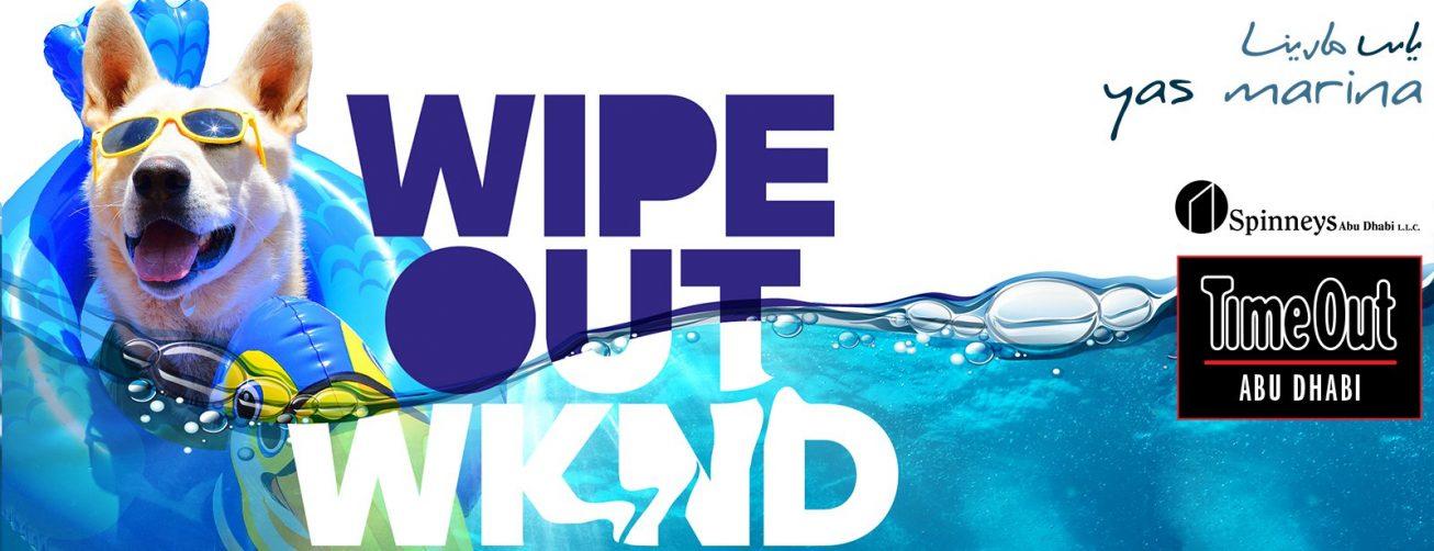 Wipeout WKND at Yas Marina - Coming Soon in UAE, comingsoon.ae