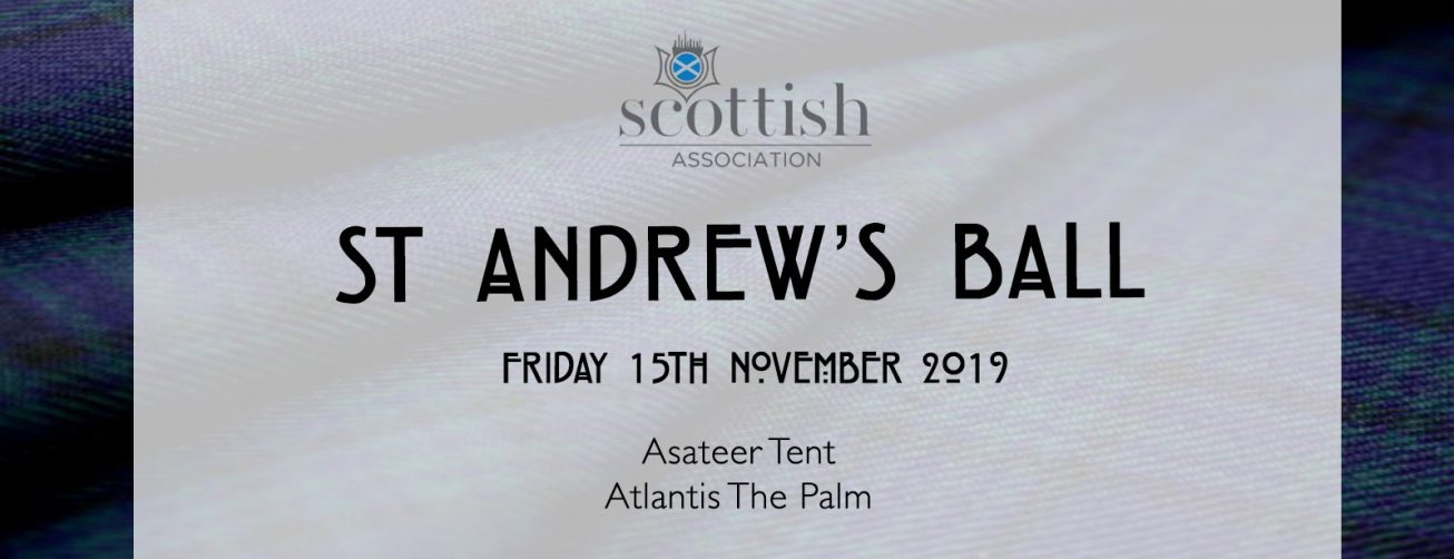 St Andrew's Ball 2019 - Coming Soon in UAE, comingsoon.ae